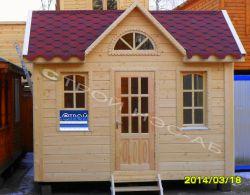 "Садовый домик -012 СД ""Афина"" размер 2,3х4,0 - 2"