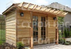 """Садовый домик -006  СД """"Арика"""" размер 4,0х2,0 - 1"""