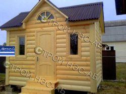 "Садовый домик -003  СД ""Авиана"" размер 2,0х3,5 - 1"