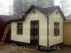 """Садовый домик -018 СД """"Айрин""""размер 2,7х5,0 - 1"""