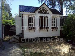 "Садовый домик -035 СД ""Ангеля"" 2,3х5,3 - 1"