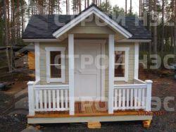 "Садовый домик -006 СД ""Амира"" размер 3,5х4,0 - 1"
