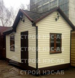 """Садовый домик -018 СД """"Айрин""""размер 2,7х5,0 - 0"""