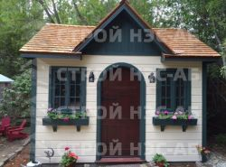 """Садовый домик -016 """"Аглая"""" размер 2,2х4,5 - 0"""