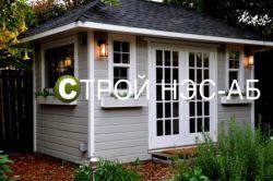 "Садовый домик -022 Сд ""Азиза"" размер 2,5х4,0 - 0"