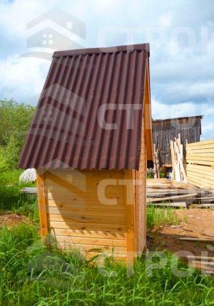 Садовый туалет - Строй-НЭСАБ - №42