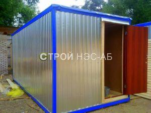 Блок-контейнер - Строй-НЭСАБ - №12