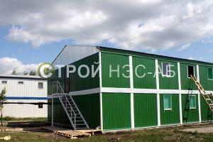 Варианты городков для рабочих и ИТР - Строй-НЭСАБ - №28