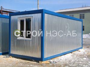 Блок-контейнер - Строй-НЭСАБ - №8