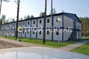 Варианты городков для рабочих и ИТР - Строй-НЭСАБ - №36