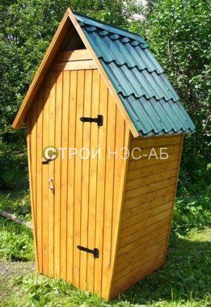 Садовый туалет - Строй-НЭСАБ - №30