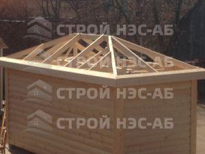 Дом на базе метал бытовки - Строй-НЭСАБ - №14