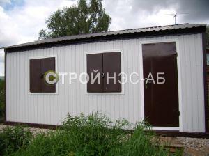 Дом из металлических бытовок - Строй-НЭСАБ - №1