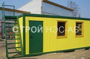 Блок-контейнер - Строй-НЭСАБ - №16