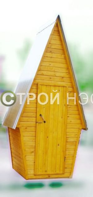 Садовый туалет - Строй-НЭСАБ - №29