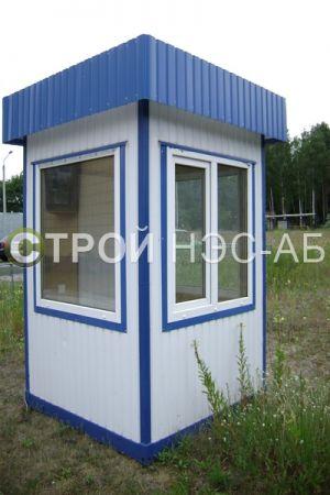 Посты-охраны - Строй-НЭСАБ - №7