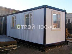 Блок-контейнер - Строй-НЭСАБ - №6