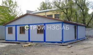 Варианты городков для рабочих и ИТР - Строй-НЭСАБ - №18