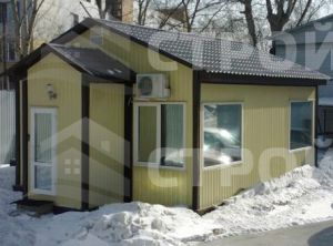 Дом из металл бытовки - Строй-НЭСАБ - №5