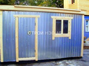 Бытовки для стройки - Строй-НЭСАБ - №2