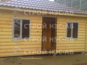 Дом на базе метал бытовки - Строй-НЭСАБ - №19