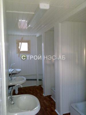 Санитарные блоки - Строй-НЭСАБ - №19