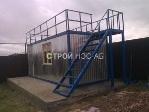 Лестницы - Строй-НЭСАБ - №2