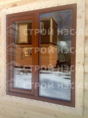 Дом на базе метал бытовки - Строй-НЭСАБ - №16