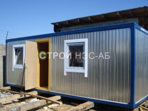 Блок-контейнер - Строй-НЭСАБ - №15
