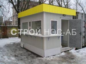 Посты-охраны - Строй-НЭСАБ - №27