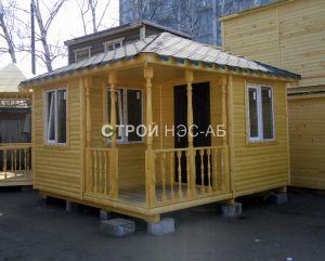 ЕВРО-2 - Строй-НЭСАБ - №1