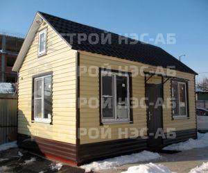 Дом из металл бытовки - Строй-НЭСАБ - №3