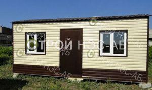 Дом из металлических бытовок - Строй-НЭСАБ - №24