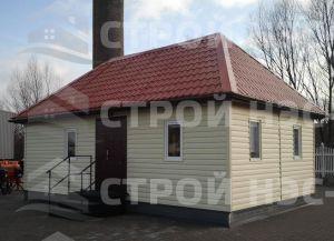 Дом из металл бытовки - Строй-НЭСАБ - №1