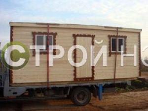 Бытовка дачная - Строй-НЭСАБ - №33