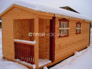 Дом на базе бытовки - Строй-НЭСАБ - №5