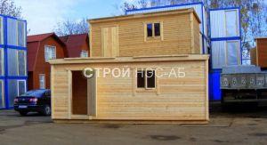 Бытовка дачная - Строй-НЭСАБ - №28