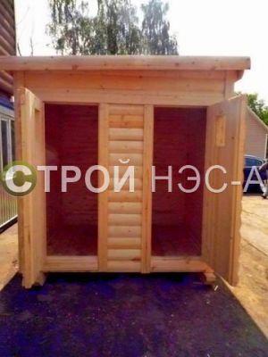 Хозблок с сан кабиной и душем - Строй-НЭСАБ - №6