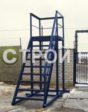Лестницы - Строй-НЭСАБ - №5