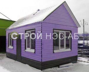 Дом из металлических бытовок - Строй-НЭСАБ - №19