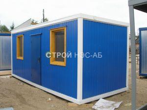 Блок-контейнер - Строй-НЭСАБ - №4