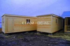 Бытовка дачная - Строй-НЭСАБ - №40