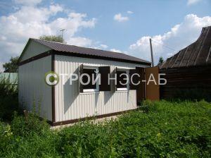 Дом из металлических бытовок - Строй-НЭСАБ - №2