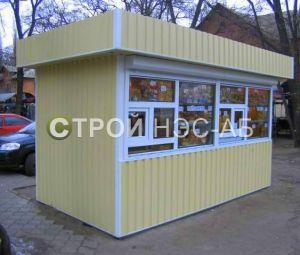 Торговые павильоны - Строй-НЭСАБ - №3