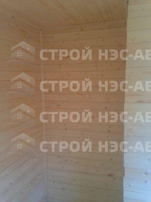 Дом на базе метал бытовки - Строй-НЭСАБ - №8