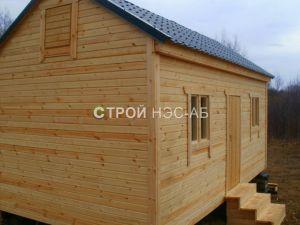 Дом на базе бытовки - Строй-НЭСАБ - №7