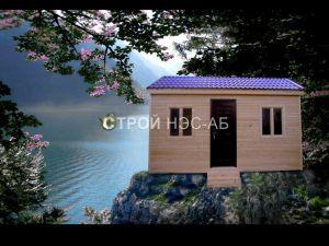 Дом на базе бытовки - Строй-НЭСАБ - №12