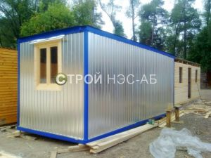 Блок-контейнер - Строй-НЭСАБ - №11