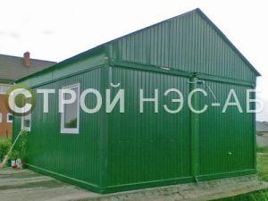 Дом из металлических бытовок - Строй-НЭСАБ - №14