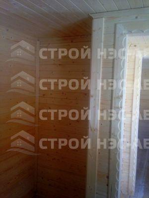 Дом на базе метал бытовки - Строй-НЭСАБ - №7